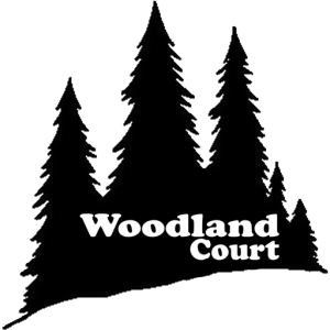 Woodland Court Logo - Jasper Web Design